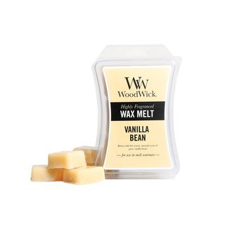 [VIVAWANG] WW3oz fragrance dissolve wax (vanilla beans) pure grass natural mellow beans, relax