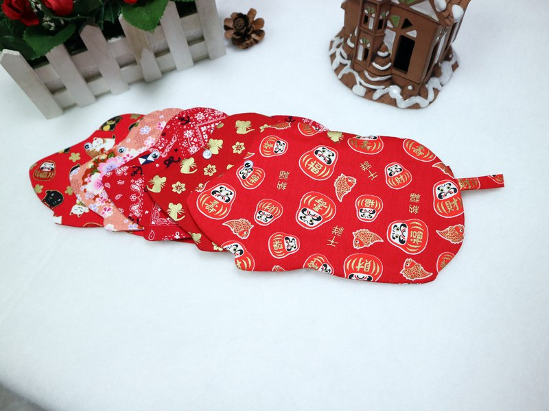 Year of the Rat Red Envelope Bite Money Rat Lucky Rat Cloth Mouse Red Envelope Wallet