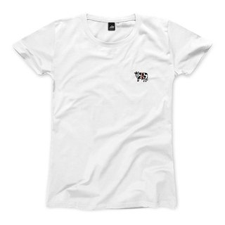 nice to MEAT you - Cattle - White - Women's T-Shirt