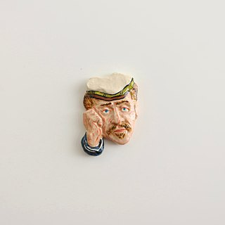 Ceramic Dr.Gachet From loving Vincent