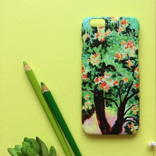 Spring Flower. Matte Case( iPhone, HTC, Samsung, Sony, LG, OPPO)