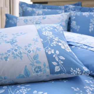Extra large size classical Romance - Tencel dual-use bedding set of six [100% lyocell] emperor fold