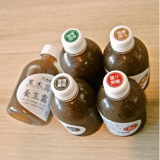 Black fungus health dew │ vegan drink (original, brown sugar, ginger juice) x 108 fans you x 10% off