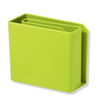 Ideaco letter pocket magnetic paste any document / letter glove box - Lime lime green