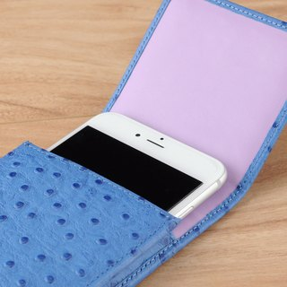 STORYLEATHER made (APPLE iPhone series) Style S1 straight hem customized leather holster