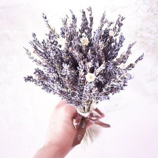 WANYI Lavender Bouquet (Large) Dry Flower / Home Decor / Wedding Small / Wedding