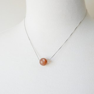 The original series. Honey brown sun stone clavicle chain