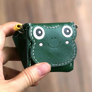 Royal rice ball frog animal stereo coin purse