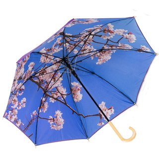 """Under the Blossom Tree"" Double-Layered Umbrella"