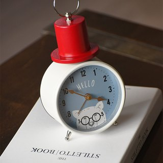Little Watchers - Dr. Polar Bear Clock Alarm Clock