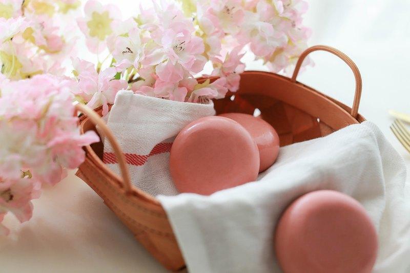 溫泉櫻花皂 滋潤淨白/細緻肌膚/乾/中/成熟性皮膚