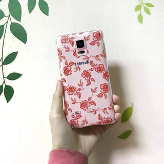 Graduation Gift Japanese Spring Flower Mobile Shell iPhone X iPhone 8 Plus Samsung Sony OPPO hTC Ms. Young Mobile Shell