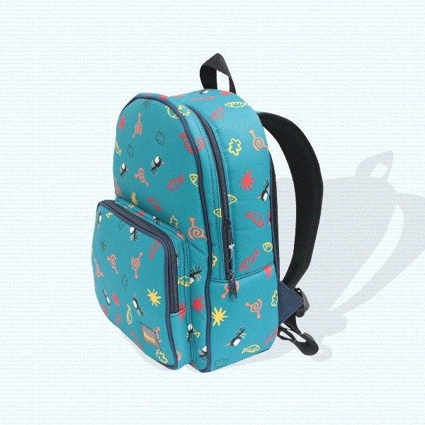 旅行包包空氣後背包 – 藍蚊子的聲音
