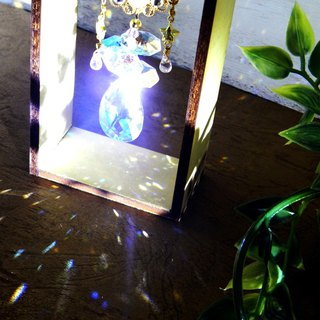 Placed type san catcher 虹 舞 / angel of the star Suncatcher