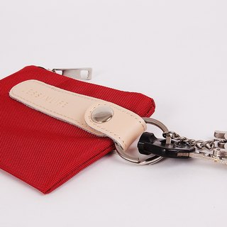 Limited time gift a set of red briefs lazy multifunction purse 3 seconds to carry the key