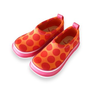 Japan SkippOn Children's Casual Shoes - Pupu Red Dot