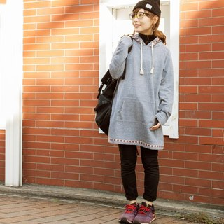 ☆ Palette ☆ 彡 Palette Sweat Parka Dress