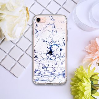 Ice Crystal Shell - Polar Marble Series [Snow White] iPhone 7 - original phone case / protective cover / shatter-resistant shell / phone shell / air shell