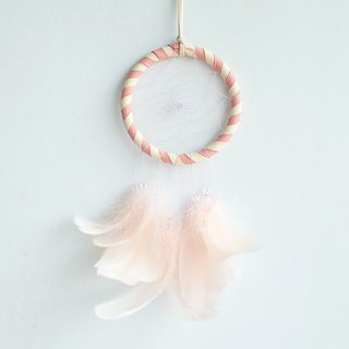 Dream Catcher 10cm - Meat Pink - Two-tone (rice + meat pink) Pop gray tone suddenly occurs