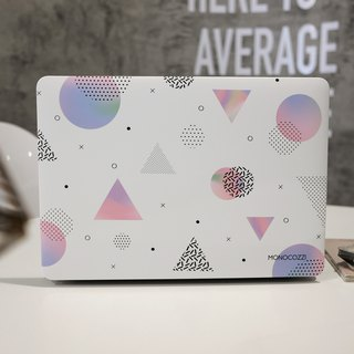 Pattern Lab | Hardshell Case for MacBook Pro w/ USB-C-Geometry