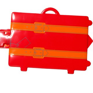 Rollog My suitcase tag(Red)