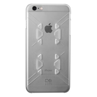 CORESUIT Base Lite-i6 / 6s thin transparent protective hard shell - through the morning mist