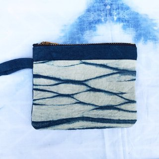 Blue Coin Purse | Sparkling Sea Surface