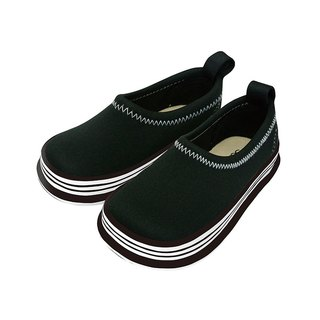 Japan SkippOn children's leisure shoes - wild cool black