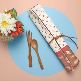 Dessert tableware bag