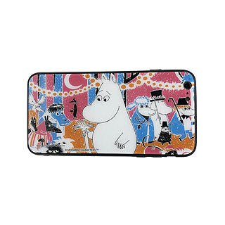 Moomin 噜噜米 authorized - mobile glass case, AE02