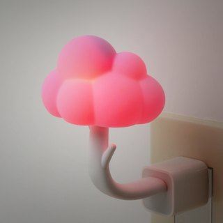 Vacii DeLight Cloud USB Light / Night Light / Bedside Light - Lavender Violet