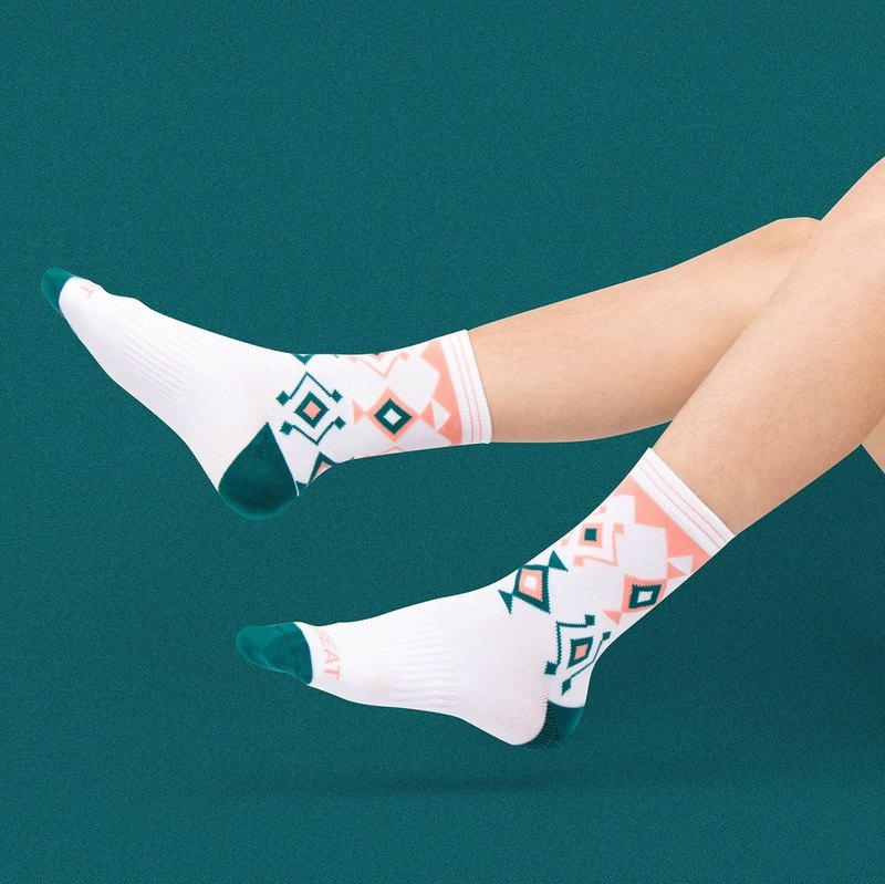 【Neo-classic Collection】Santa Fe Sports Socks
