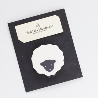 Sheep pin / brooch