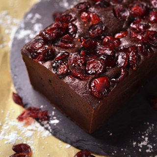 [Mr. Tao De handmade brownie Monopoly] wine fermented Cranberry Brownie