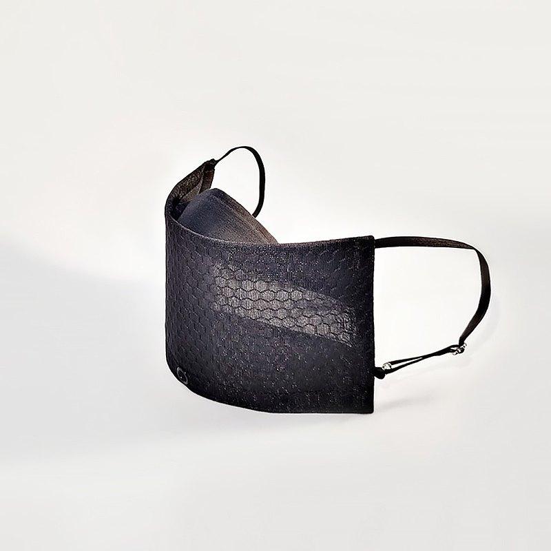 透氣口罩套 | 一片口罩可作兩片濾材