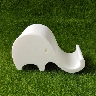 Cell/Smart phone stand - Elephant shape