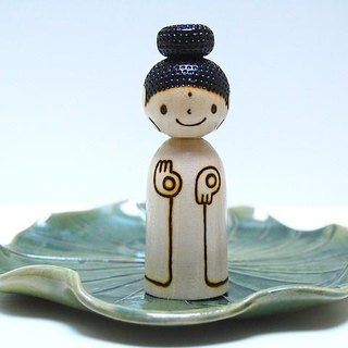Amitabha customers * Kokeshi * Shiraki simple 5