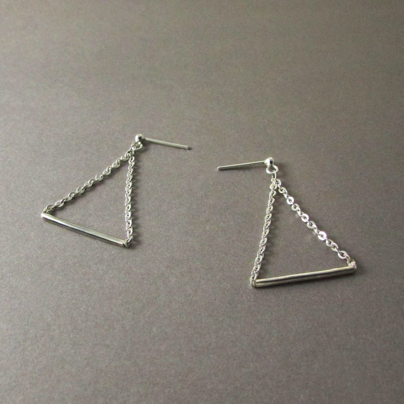 Swing earring_ swing earrings 925 sterling silver limited designer hand made