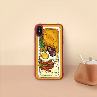 Have a good meal iPhone Case for i7,i7plus,i8,i8plus,iX,iXS,iXR gift