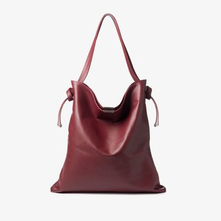 Ally Tote/Clutch Bag | Maroon