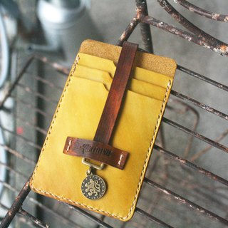 Atwill. British traveller. Handmade original brushed British cowhide buckle busi