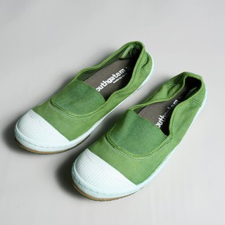 Casual shoes-ANN-d dyeing series wheat grass