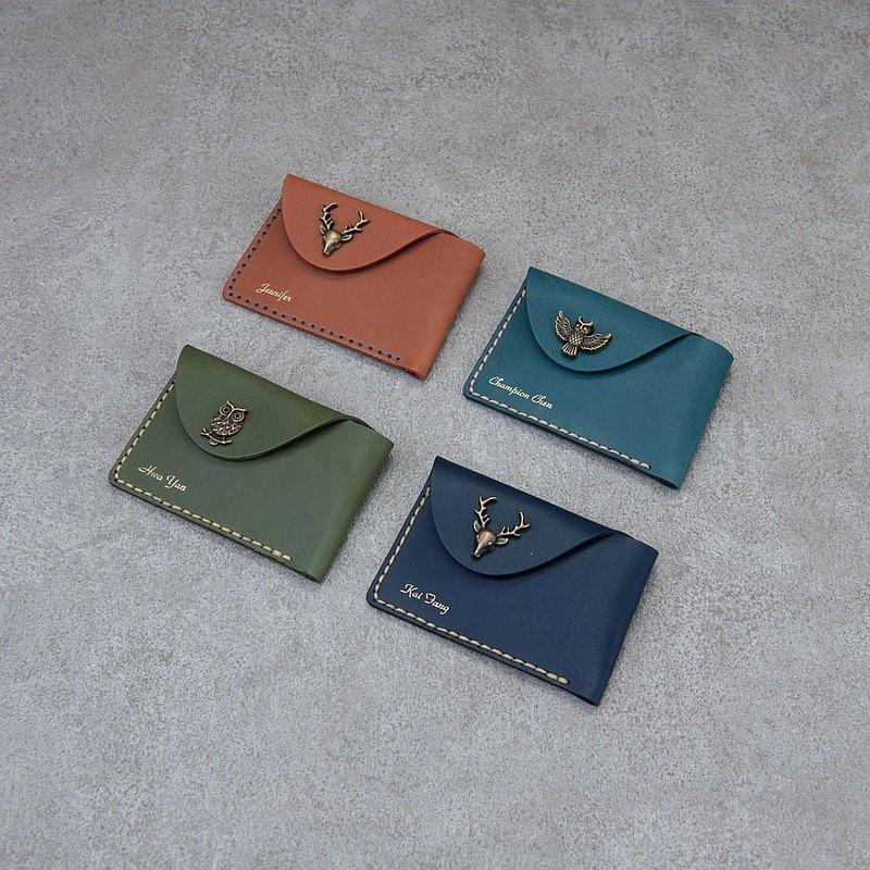 【線上】DIY材料 造型名片夾 安心手作 線上課程 防疫禮物 客製