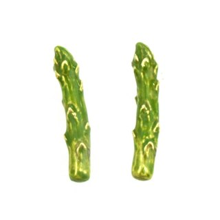 Asparagus asparagus earrings PA415