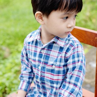 Long Sleeve Shirt - Scottish Hand Made Nontoxic Kids Shirt
