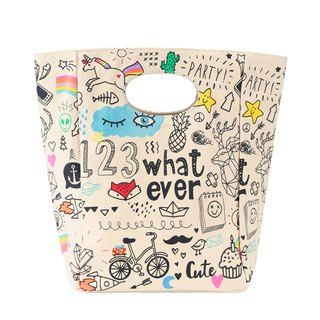 Canada Fluf Whatever Organic Cotton Handbags/Handbags/Handbags