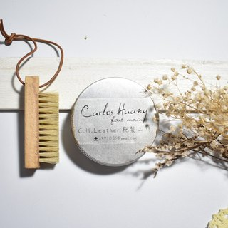 【Leather Maintenance】 60g 【CarlosHuang Accor】