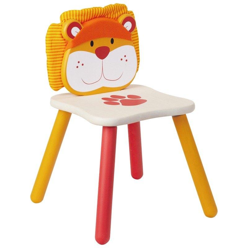 《WonderWorld》獅子造型椅