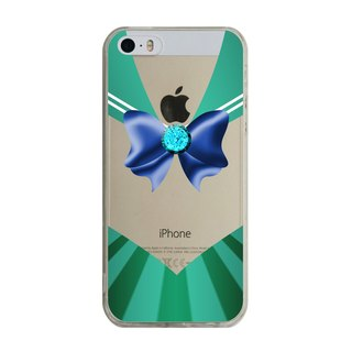Custom malachite green Sailor transparent Samsung S5 S6 S7 note4 note5 iPhone 5 5s 6 6s 6 plus 7 7 plus ASUS HTC m9 Sony LG g4 g5 v10 phone shell mobile phone sets phone shell phonecase