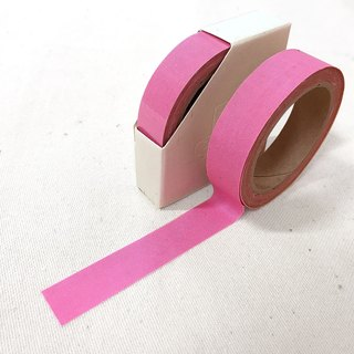 Cloth tape - spring color 【peach color】